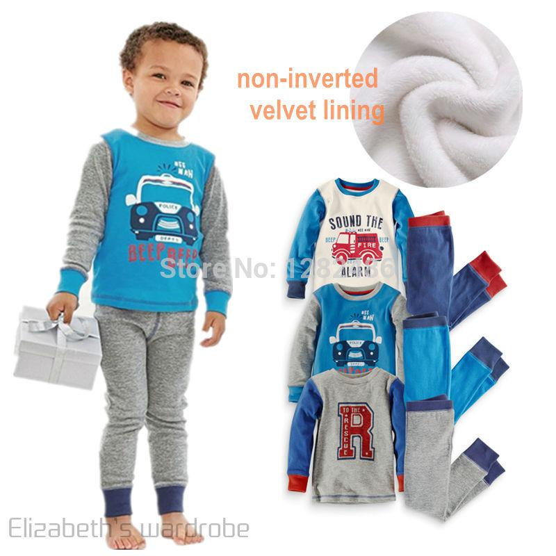 Wholesale Children Clothes Sets,Boys Long Sleeve Thermal Underwear ...