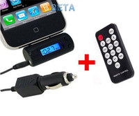 Package 100X FM Transmitter + 100 X Car Charger + 100 X Remot...