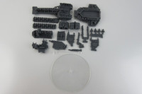 barge ships - Out of print Resin Models Battlefleet Gothic Battle Barge
