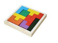 baby headache - Educational Toys Baby Toys Tetris Headache Enlightenment Early Childhood Wooden Jigsaw Blocks in Russia