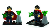 alliance construction - Super Heroes Star Wars Alliance design superman minifigures DIY construction brick block sets Kids toys