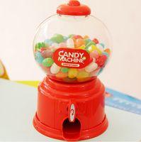 bank jar - Creative Toy korea Hot mini Candy machine Chocolate bean candy Multipurpose Piggy bank Storage jar Kids gift for Children toy