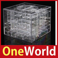 bank ratings - top rated OneWorld New Money Maze Bank Saving Coin Gift Box D Puzzle Game Hot quality assurance