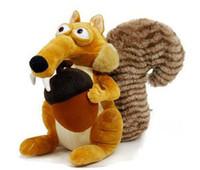 Wholesale New Scrat Q5TW151 Squirrel Stuffed Plush Toy quot Ice Age
