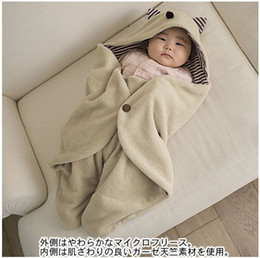Wholesale NEW Holds baby parisarc blankets style sleeping bag cart baby autumn and winter