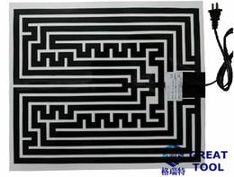 Wholesale Anti fogging Film For Bathroom Mirror Square shape cm