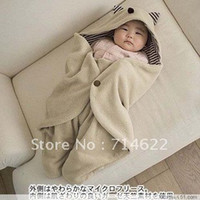 acrylic thermal blankets - Children s clothing newborn blankets parisarc mantissas thermal sleeping bag baby clothes year old