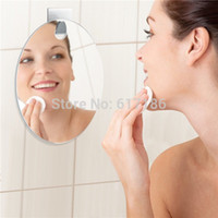 Wholesale Fogless SHAVING Shower Mirror HIGHEST RATED Incl Razor Hook BATHROOM Anti Fog