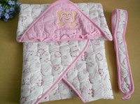 bearing thickness - baby receiving blankets soft bear children quilt thickness baby accessories