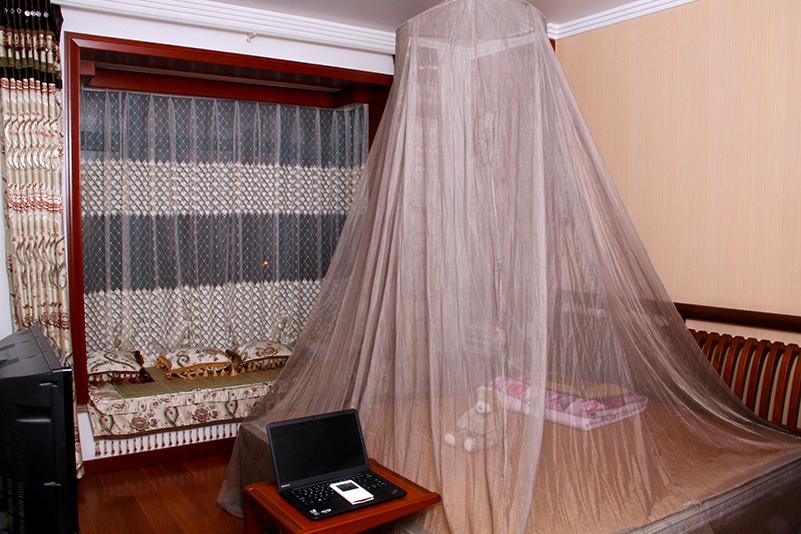 Wholesale light duty faraday canopy sliver fiber for High end canopy beds