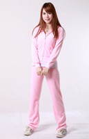 womens velour tracksuits - Womens Fashion Casual Sportwear Sweat Suit Popular Velour Tracksuit Zip Up Jogging Suits Types