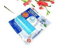 bathroom bins - Home Bathroom Toothbrush SpinBrush Suction Holder Stand Rack Plastic Set Bin Hot sale BJ