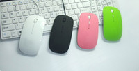 ball mouse pads - BINFU85 buttons silent mouse USB cable has four color mouse pad free of charge