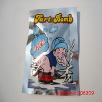 Wholesale Fart Toys Cocky Cocky Bomb the whole package Cocky Bag Toys Halloween April Fool s Day Prank Props HOT