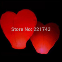 baby shower wishes - 2015 Hot Sale Red Baby Shower Wedding Decor Decoracao Chinese Sky Flying Lanterns X For Wishing Ballon Birthday Weeding