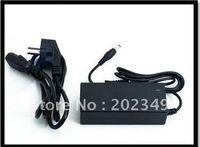 ac adapte - 5m SMD leds leds meter waterproof RGB led strip Flexibible power supply V A AC DC Adapte key IR controller