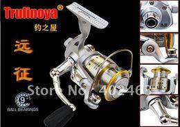 Carrete de giro de la pesca Trulinoya Expedición 2000 a máquina spool El metal de procesamiento de la bola de mango 10precision Teniendo 5,0: 1 desde proceso de pesca fabricantes