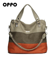 oppo bag - 2015 New Fashion High quality Real OPPO brand leather bag women leather handbag Large Capacity Totes Women messenger bags