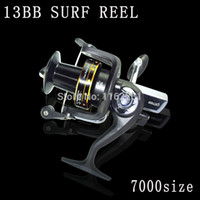 Wholesale TOP Class reel fishing surf fishing reel ball bearings SIZE big reel