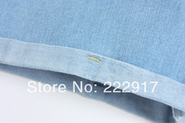 Wholesale 2015 High Real Jeans Women Jeans Korea Stylenanda Same Paragraph Waisted Denim Shorts Curling Thin Wild Wave Of Street Shooting