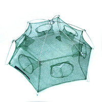 folding camping chair - cm Crab Shrimp Turtle Fish Fishing Camping Trap Cast Net Folding Lure Cage Kit