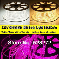 advertisement delivery - m flexible led strip V led tape white warm white purple LEDs m waterproof IP67 Delivery pc connector