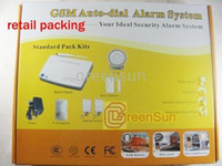 autodialer alarm system - GSM burglar system Home GSM Wireless Autodialer Alarm System M3B