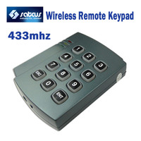 alarm system control panel - Wireless Remote Control Keypad Keyboard Panel for GSM Security Alarm Systems A12