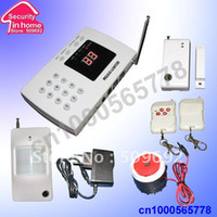 auto phone number - wireless alarm system for home security and protection zone auto dial alarm phone number