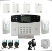 best burglar alarm system - promotional Best gsm alarm system wireless home security sms gsm burglar alarm systems security gsm