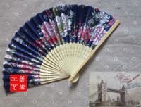 Wholesale I AM YOUR FANS elegant Japanese fan Assorted colors is welcome