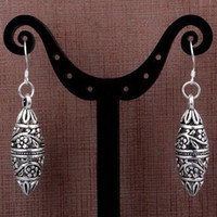Wholesale fashion sterling silver earrings brand new women s silver earring SSE