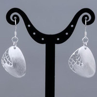 Silver chandelier price - NEW Fashion Silver earring Lowest price gt Mix order Dangle amp Chandelier Earring PE