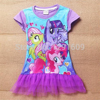 baby foal - BWT summer princess new foal tutu dress for the girl baby children s recreational dress y