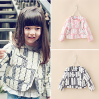 designer brand childrens clothes - Baby Girl Winter Parkas Kids Padded Short Jacket Fashion Korean Designer Brand Childrens Outdoor Quilted Clothing Warm New
