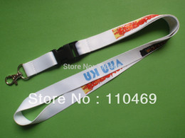 Wholesale Fashion sublimation printing lanyard sublimation lanyard printing lanyard lowest price escrow accepted