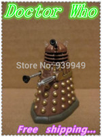 Wholesale Hot sale New arrival Doctor Who Action figures Metal Dalek