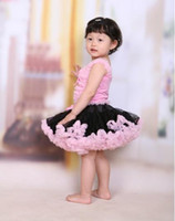 baby tutu skirts girls' tutus children layered skirt kids pe...