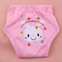 baby pull ups - 1Pcs New Baby Boys Girls Toilet Training Pull up Pants Waterproof Layers