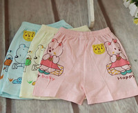 bamboo baby boy short - 2015 HOT Cartoon Bamboo fiber and Cotton Baby panties for Infant Short panties amp Boy and girl Color