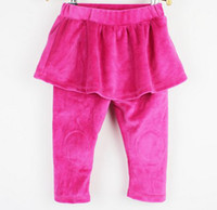 baby products brands - years brand G baby girl pants velvet solid color baby pants spring autumn winter baby leggings products clothing