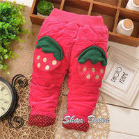 age boots - Girls thick winter cotton corduroy pants children aged years winter trousers Z008