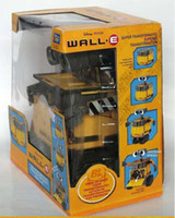 Wholesale China Post Air Novelty Robot Figures Transforming Transformant Wall E