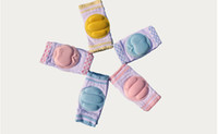 best wrist pad - Best Quality Baby Leg Warmer Baby Protective Kneelet Elbow Guard Kneepad Wrist Guard Knee Pads For Newborn Baby