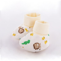 baby david - David newborn cotton socks baby cotton padded autumn and winter supplies Warm booties