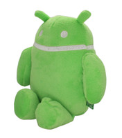android stuffed toy - Google Android Robot Soft Stuffed Plush Doll Toy Inch Green Figure