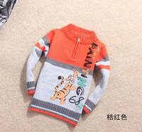 baby boy necklace - Baby tigger necklace boy children s sweaters