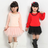 Girls Clothes 7-14 Designer Clothing Girl Dress Set T