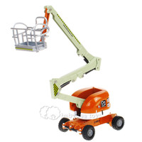 aerial platforms - High Quality KDW Scale Models Diecast Aerial Platform Trucks Construction Vehicle Car Model Toy