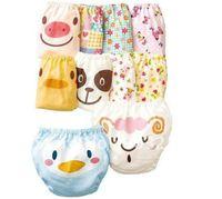 Wholesale 20pcs top quality Cartoons Baby underwear Baby brief Toddler infant underwear Baby diaper